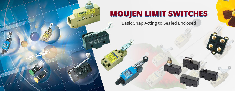 Moujen Limit Switches